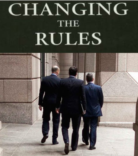 Would changing the rules make business more ethical?