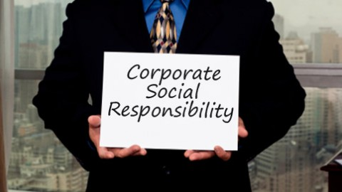 IS CORPORATE SOCIAL RESPONSIBILITY DEMOCRATICALLY RESPONSIBLE?