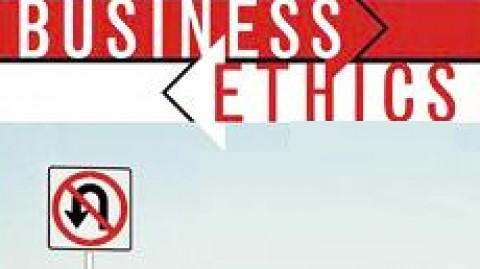 Business ethics is not an afterthought