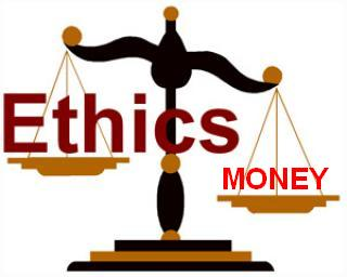 ethics and money