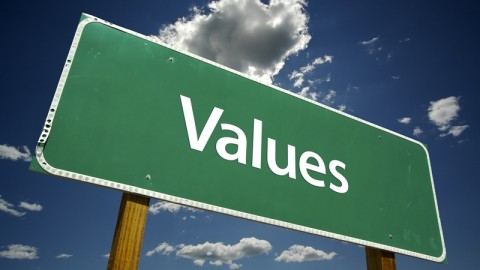 The value of values in corporate decision making