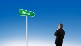 The fall of business ethics a mark against society today