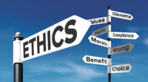 Bernie Callaghan: The only way is ethics for business future