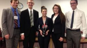 UNM team wins ethics competition